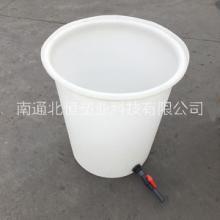 200L塑料圆桶 加厚200l酵素发酵桶腌制桶 塑胶圆桶鸭蛋腌制桶 家用储水桶批发