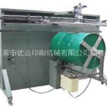 铁桶丝印机塑料丝印机垃圾桶滚印机批发