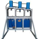 金属管材冲孔机全自动数控冲孔机圆管管子方管货架液压冲孔机