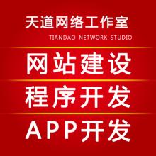 网站建设 网站设计 app开发 php程序开发 网站后台定制开发批发