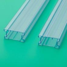 苏州挤塑包装管电子元器件包装管壁厚0.5至1.5mm可选批发