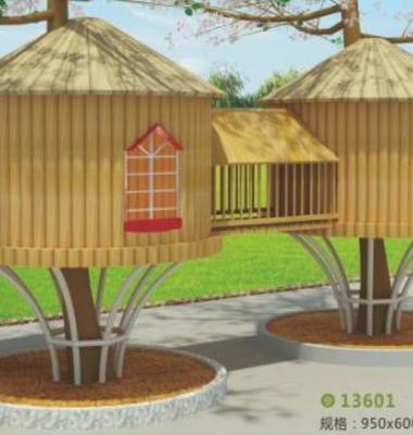 大型组合木制黄花梨攀爬架 幼儿园图片/大型组合木制黄花梨攀爬架 幼儿园样板图 (3)
