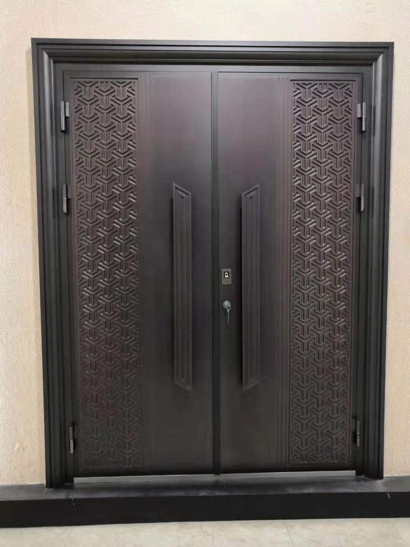 佛山铸铝防爆门订做/安装/厂家-聚福龙铸铝防爆门
