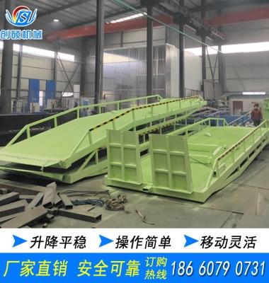 移动式液压登车桥 物流装卸货斜坡图片/移动式液压登车桥 物流装卸货斜坡样板图 (1)
