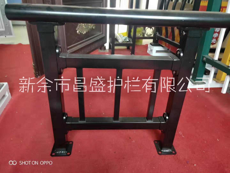 900mm高锌钢直杆栏杆CS-ZGLG
