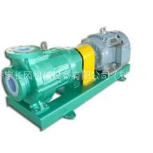 济宁长风生产型号齐全 CQB-F型系列氟塑料磁力泵 无需机械轴封 不渗漏 性能稳定图片