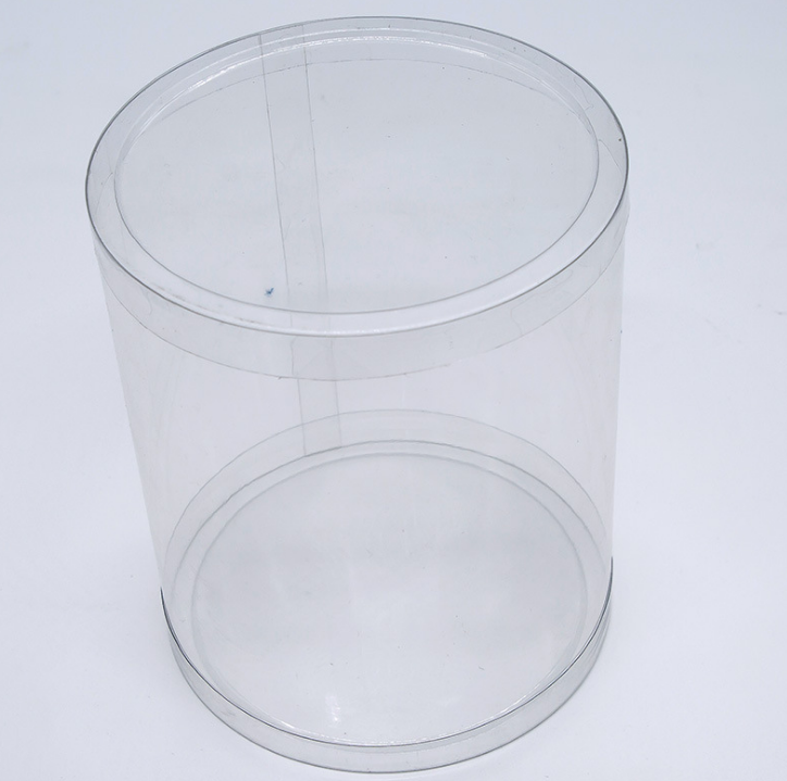 工厂现货批发定制小圆筒吸塑包装 透明吸塑桶通用塑料桶pvc圆筒 星迪尔