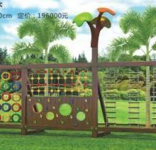 幼儿园木制攀爬架 实木攀爬组合 安吉游戏