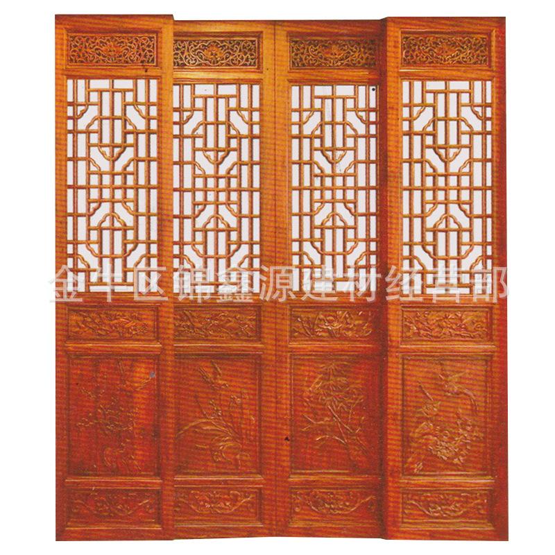 厂家直销 实木花格门窗定做 仿古木雕风格门窗 装饰仿古雕花门窗 广泛用于宾馆、酒楼、茶楼、会议室、高档家庭乃至普通民居的