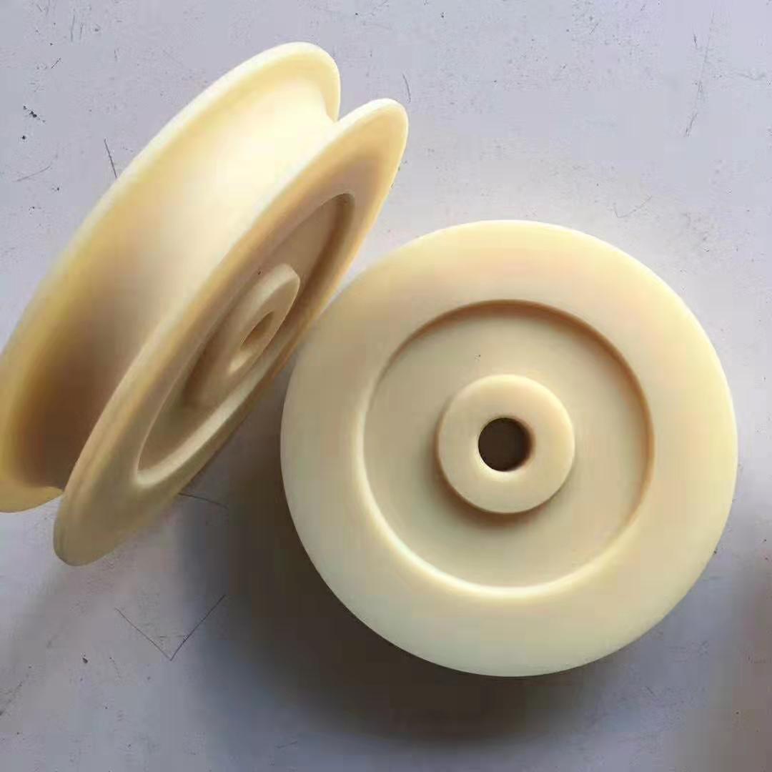 现货供应非标准尼龙件  定制多种规格尼龙件 防腐耐磨尼龙件