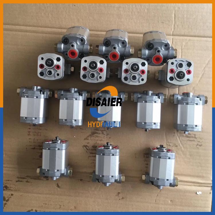 液压双向齿轮油泵BKP0.5B5R1.50G0L0-VQ2 BKP0.5B5R0.65G0L0-VQ2