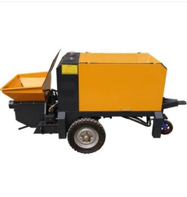 小型水泥混凝土输送泵定制