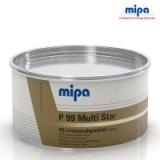 德国米帕P99原子灰多功能合金腻子灰汽车油漆辅料