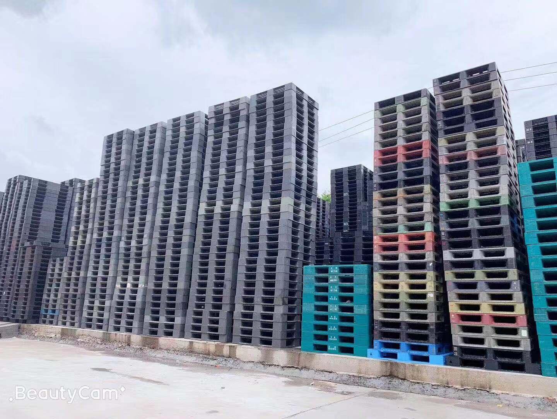 深圳二手日本托盘  韩国进口塑胶卡板厂家直销 二手日本卡板销售回收报价电话