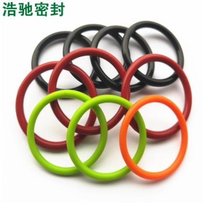 硅胶价格 现货供应LED防水硅胶O型密封圈 承接订做各种非标O型环