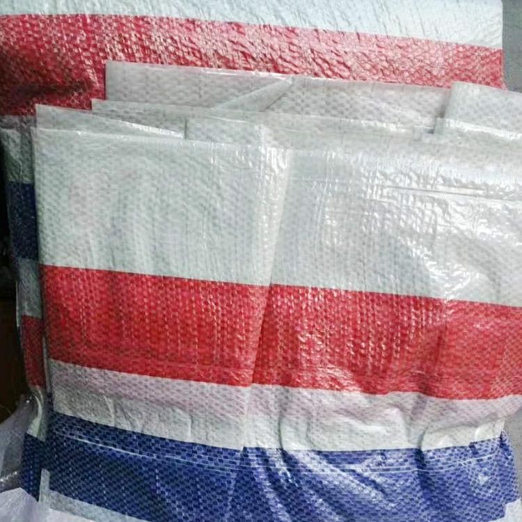 供应茂叶加重型彩条布8米膜彩条布双膜彩布