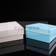 柏丞Cypress 纸冷冻盒纸冻存管盒100格纸冻盒81格纸冻盒36格纸冻盒