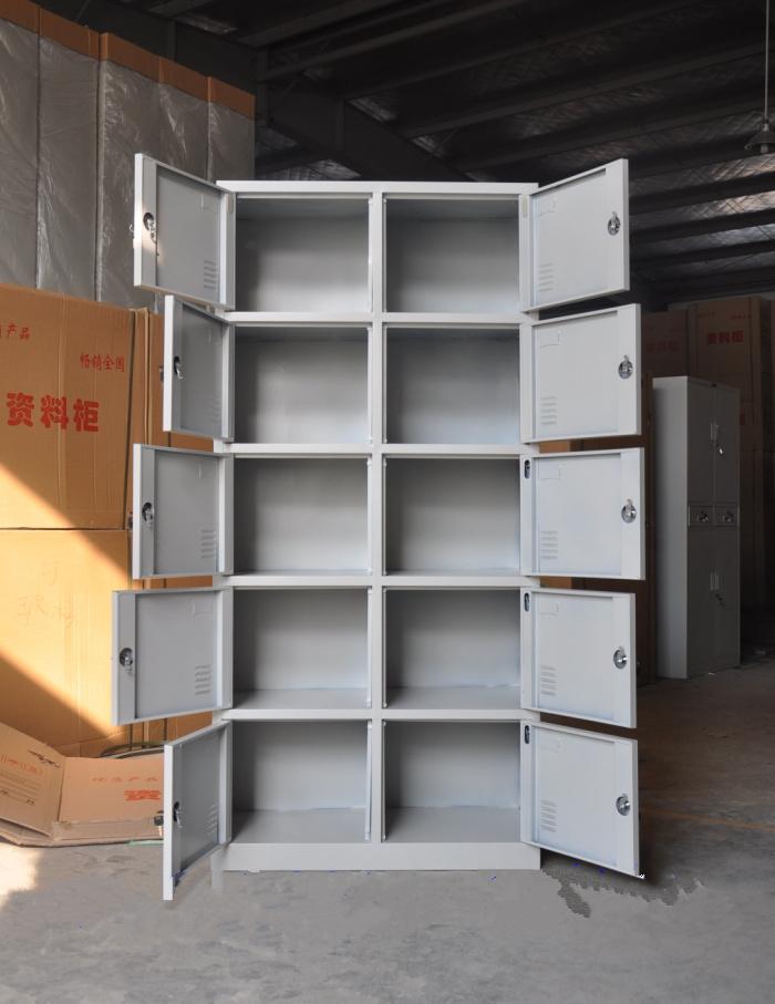 青海不锈钢更衣柜、ABS塑料更衣柜4门/6门/8门厂家直销