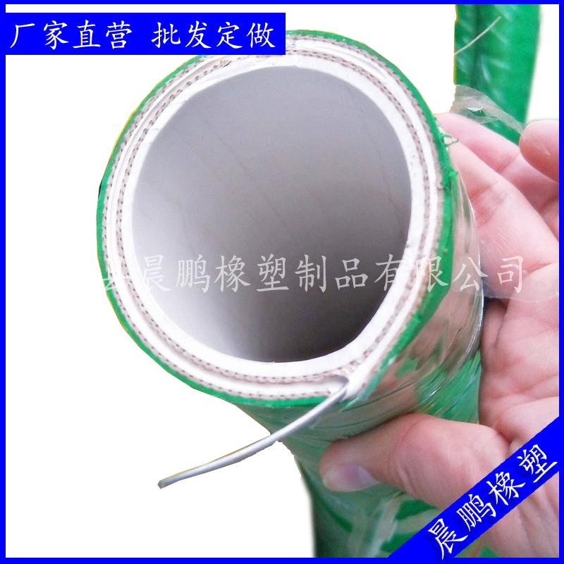输浓硫酸胶管 98%浓硫酸装卸专用耐压耐腐蚀胶管