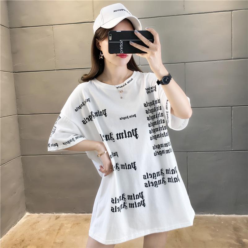 广州春秋季t恤女长袖供应厂家直销批发市场多少钱一件
