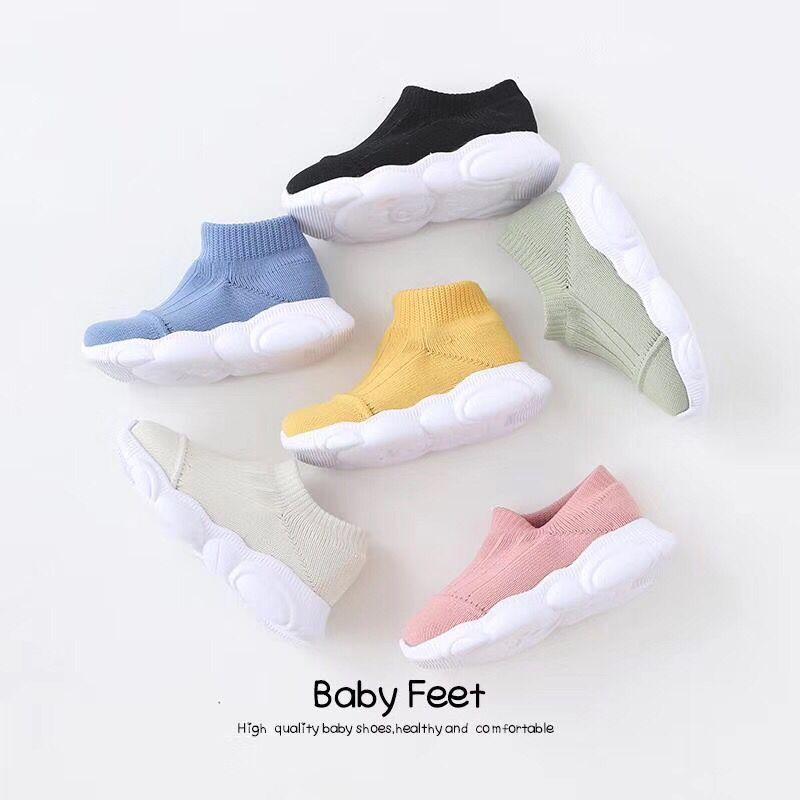秋季男女童透气飞织网面运动鞋宝宝男女童运动鞋透气儿童单网鞋 宝宝运动鞋