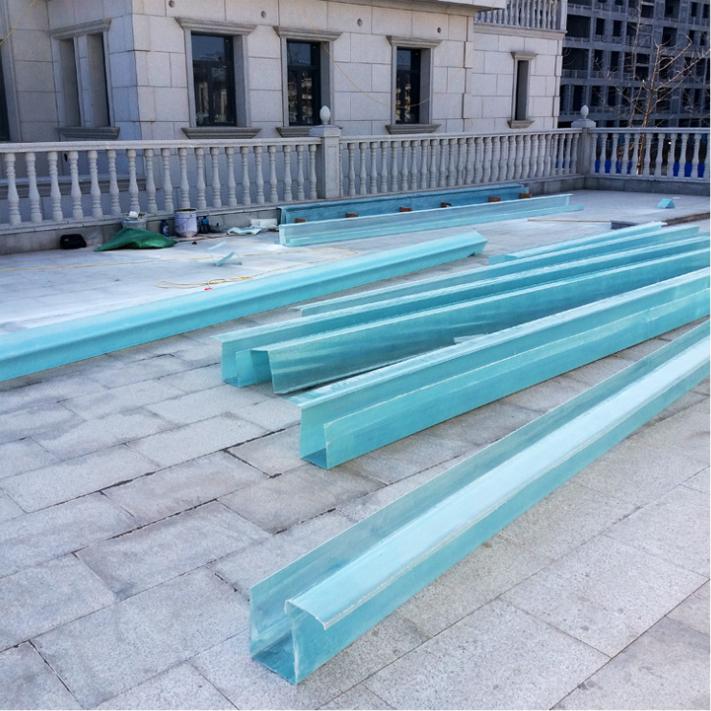 河北玻璃钢集水槽厂家-供应-直销