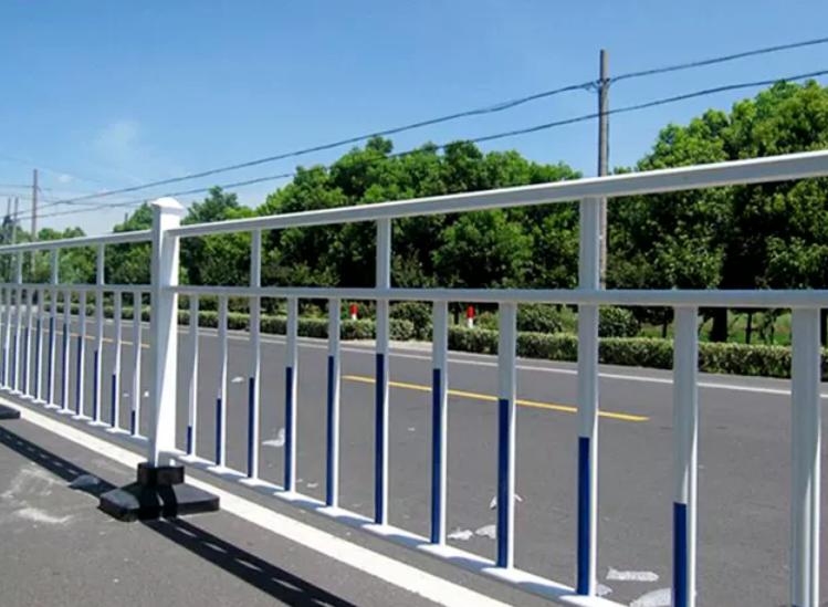 厂家现货市政道路护栏0.8m 道路中心交通安全隔离栏多规格