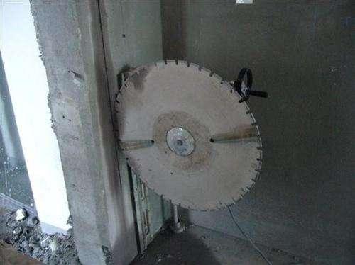 广东东莞剪力墙切割工程施工方案报价-剪力墙切割价格怎么收费