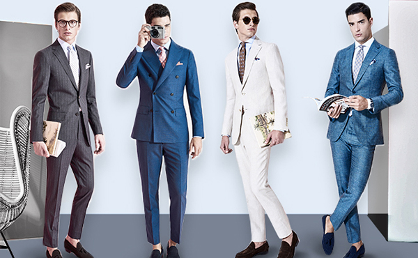 男装 男西装 男正装 时尚男装 男职业装