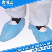 一次性纯色鞋套 多款可选塑胶鞋套 厂家直销优质品质CPE鞋套