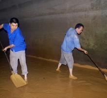 顺德区北窑洗水池公司 生活饮用水 工业蓄水池清洗消毒图片