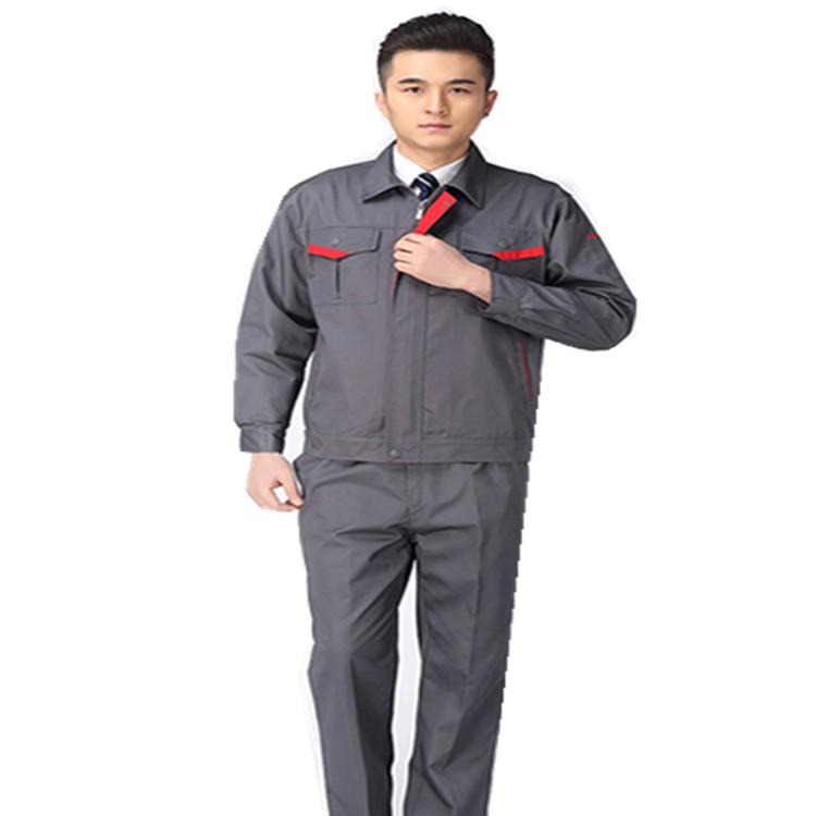 长袖工作服套装 劳保服工程服工装 劳保服批发  劳保服厂家