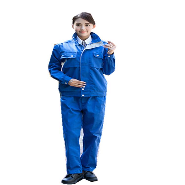 长袖工作服套装 劳保服工程服工装 劳保服批发 劳保服定制