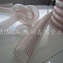 工业吸尘管可以真空抽吸,软管带钢丝,耐老化无塑化剂软管