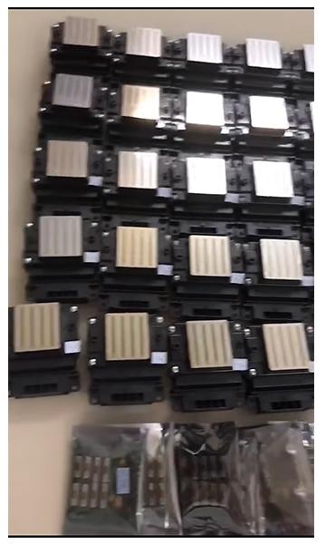 供应epson喷头 各种型号喷头现货批发 各种型号epson喷头现货批发