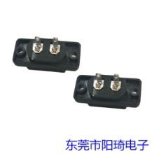 佛山供应8字型电源插座|加工定制8字型电源插座|广州卡式8字型电源插座批发