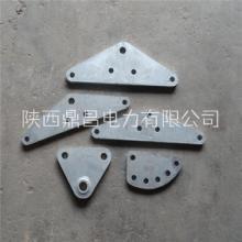 厂家直销 LV联板 调整型联板 LV-2115三角板铁件L型热镀锌电力器材挂板 热镀锌三角联板批发
