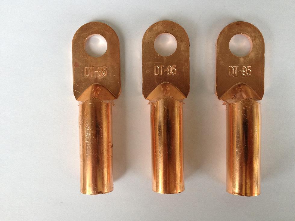 DT-25平方铜鼻子 堵油镀鼻子销售