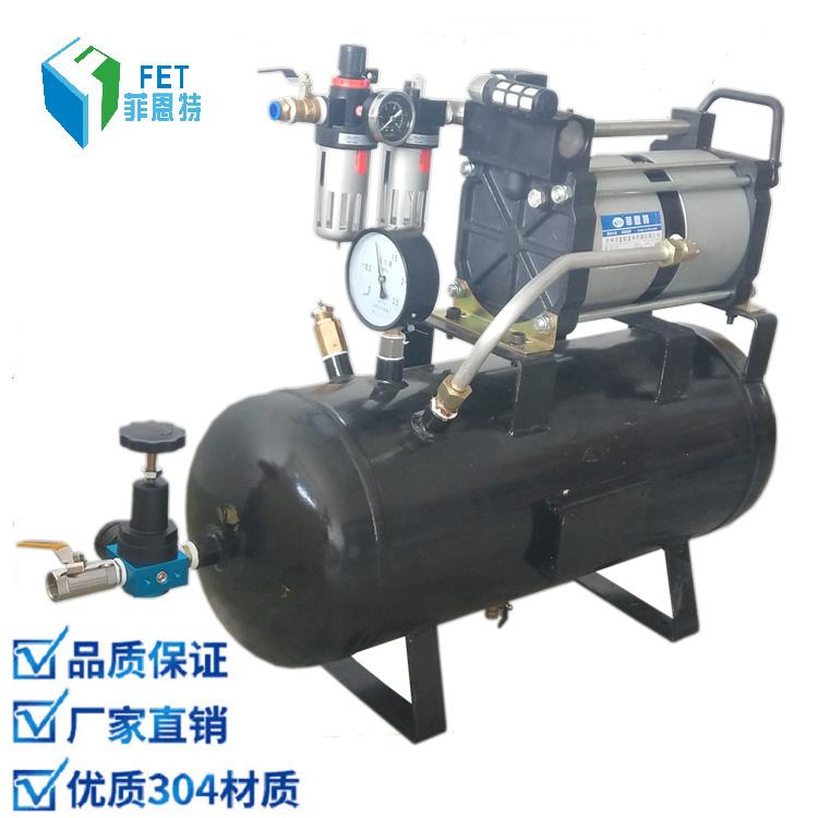上海供应大流量空气增压泵,气动空气增压泵,空气增压阀厂家直销