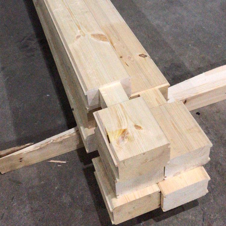 加工定制木刻楞的厂