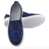 防靜電鞋子帆布鞋 工作鞋夏季勞保