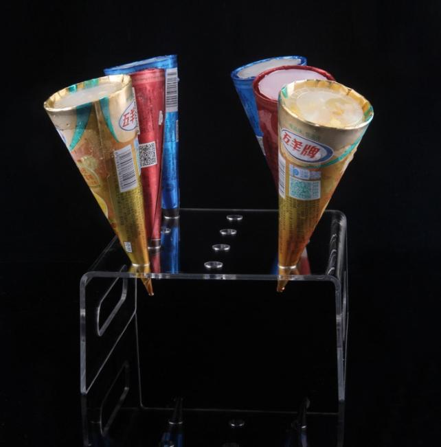 透明展示架 亚克力甜筒架 玫瑰花架 多功能架 活动宴会展示架 糖果花冰淇淋展示架 冰淇淋展示架报价 冰淇淋展示架批发
