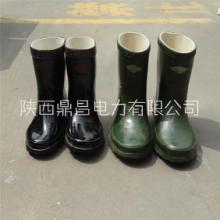 高壓絕緣靴35KV絕緣雨鞋耐磨防滑絕緣靴高壓電工雨靴橡膠鞋礦山靴 高壓絕緣靴圖片