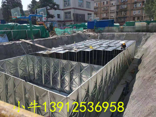地埋智能箱泵一体化设备山东厂家临沂厂家,生产安装调试一步到位