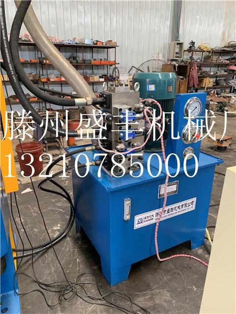 供应滕州200T液压机 300吨四柱三梁液压机