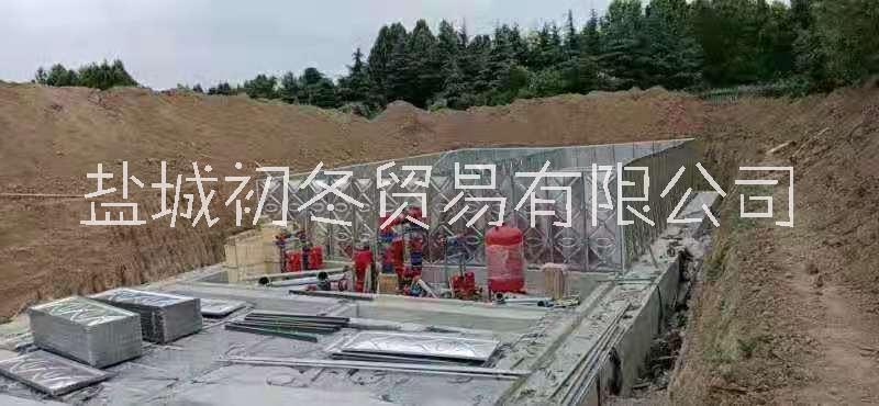 地埋箱泵一体化河南周口厂家安装调试一步到位