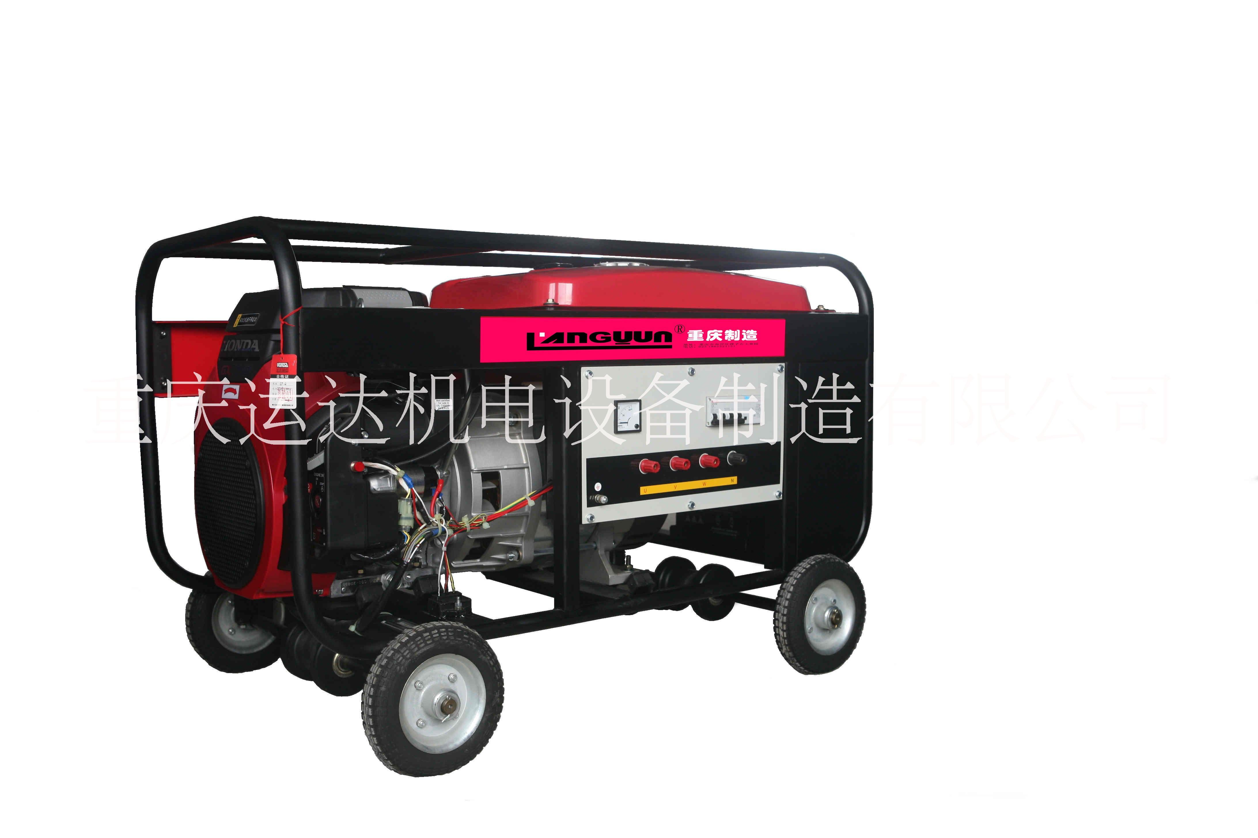GF12/GF12-Ⅱ轻型三相发电机 厂家直销质量可靠性能稳定 重庆运达GF12轻型三相发电机
