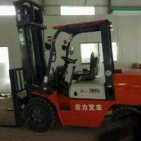 北京二手10吨叉车报价急售厂家直销 九成新合力牌二手10吨叉车低价转让