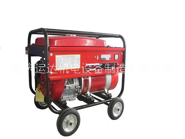 2-12KW三相汽油发电机组GF6A/QF6工业机组厂家直销,质量保证 重庆运达三相汽油发电机组