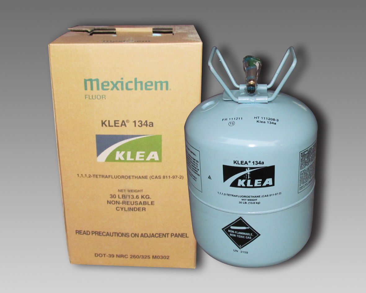 批售Mexichem 原英力士美希冷媒KLEA134制冷剂进口品质
